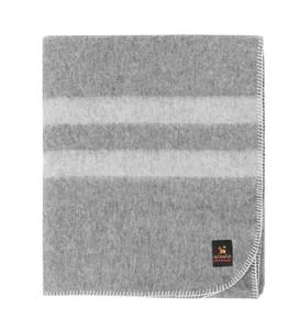 Gray - Silver Gray Stripes