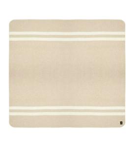 Soft Beige - Ivory Stripes