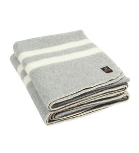 Details about  /Kings Cross Alpaca Blend Blanket