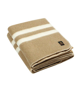 Cinnamon - Ivory Stripes