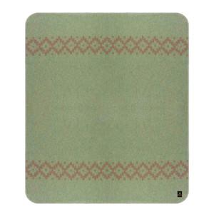 Aqua Green - Soft Brown