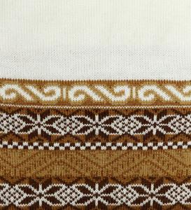 Ivory/Brown/Camel