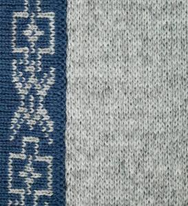 Silver Gray/Steel Blue