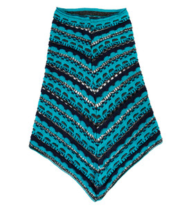 Turquoise/Charcoal Gray/Navy Blue