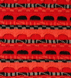 Red/Black/Salmon