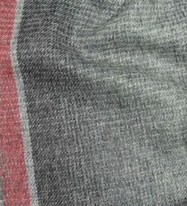 Gray/Charcoal Gray/Soft Red