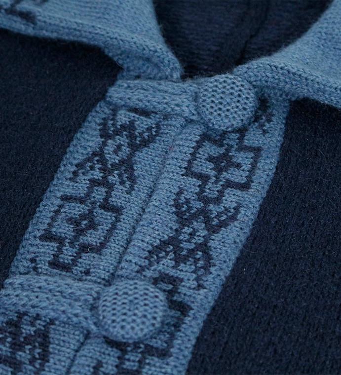 Navy Blue/Steel Blue