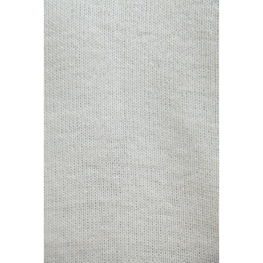 Women's Alpaca Wool Coat Sz XL Ivory (11H-013-201XL)