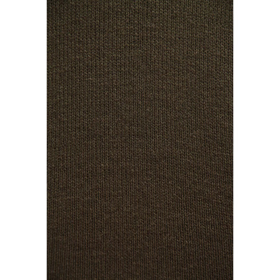 Women's Alpaca Wool Coat Sz XL Leaf Green (11H-064-638XL)
