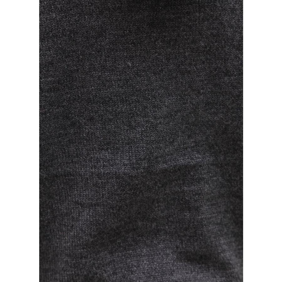 Hooded Alpaca Wool Jacket SZ S Gray (14F-003-404S)