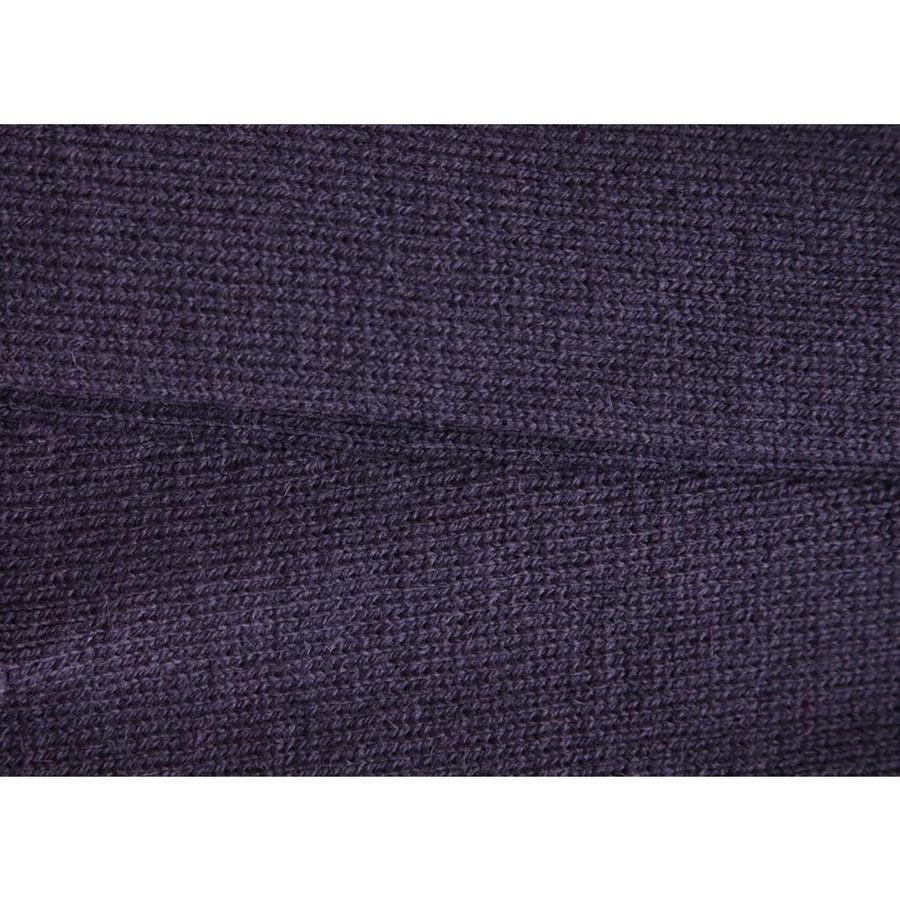 Women's Alpaca Wool Coat Sz XL Purple (11H-017-642XL)