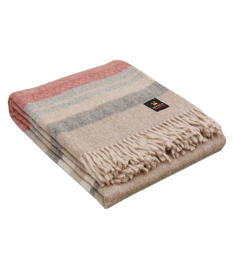 Combination 35 (Beige/Gray/Soft Red)