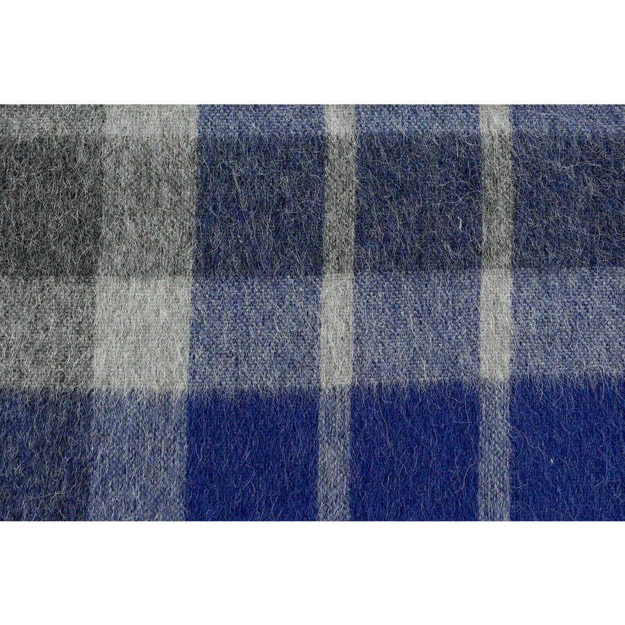 Blue/Silver Gray