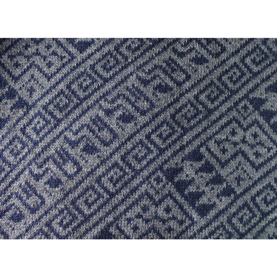 Navy Blue/Soft Gray
