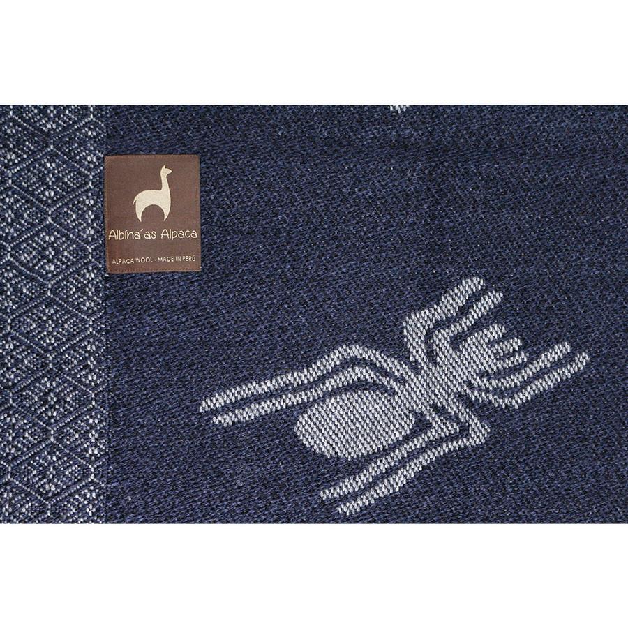Dark Navy Blue/Soft Gray
