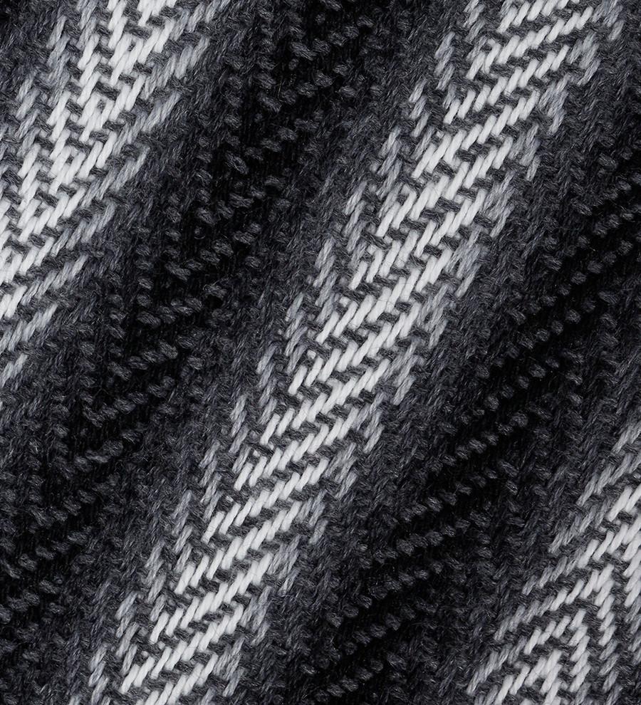 Gray/Black/Ivory