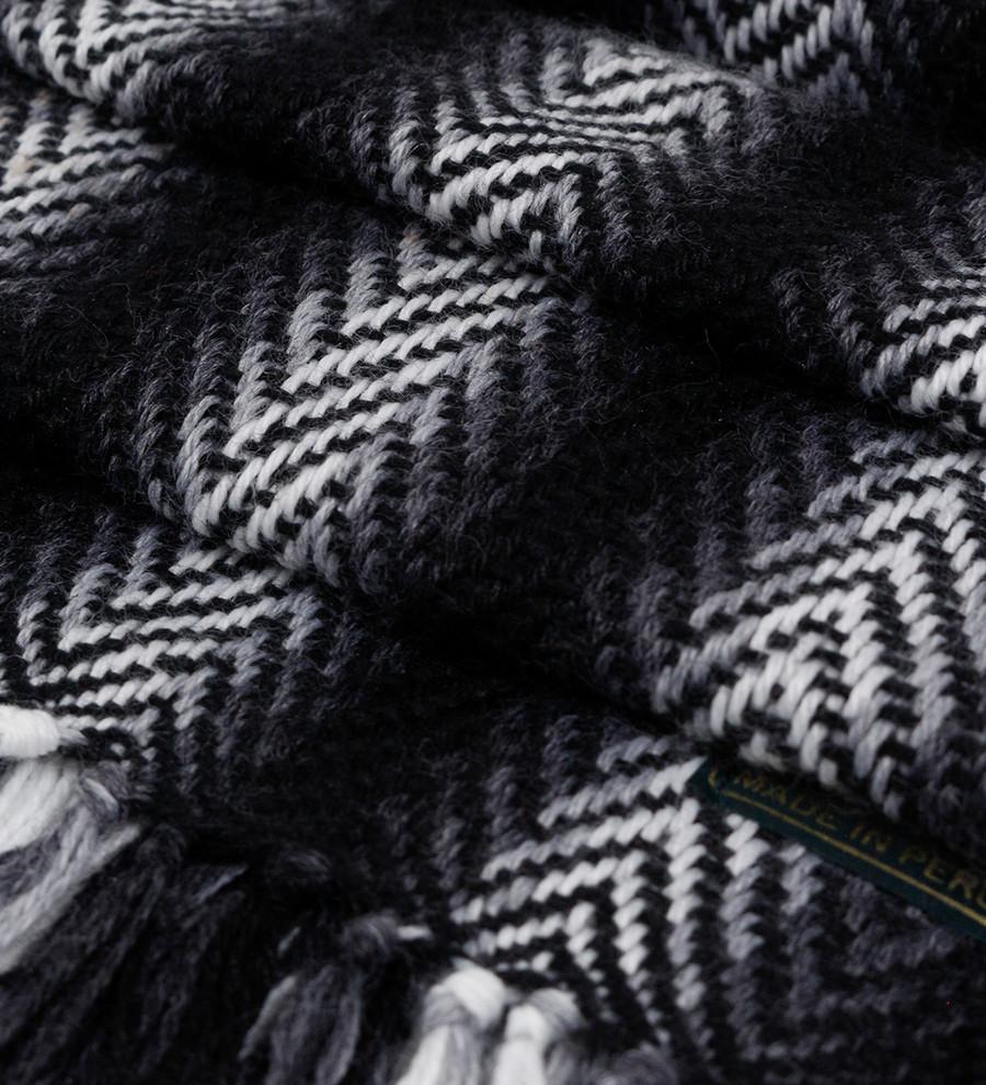Black/Ivory/Gray