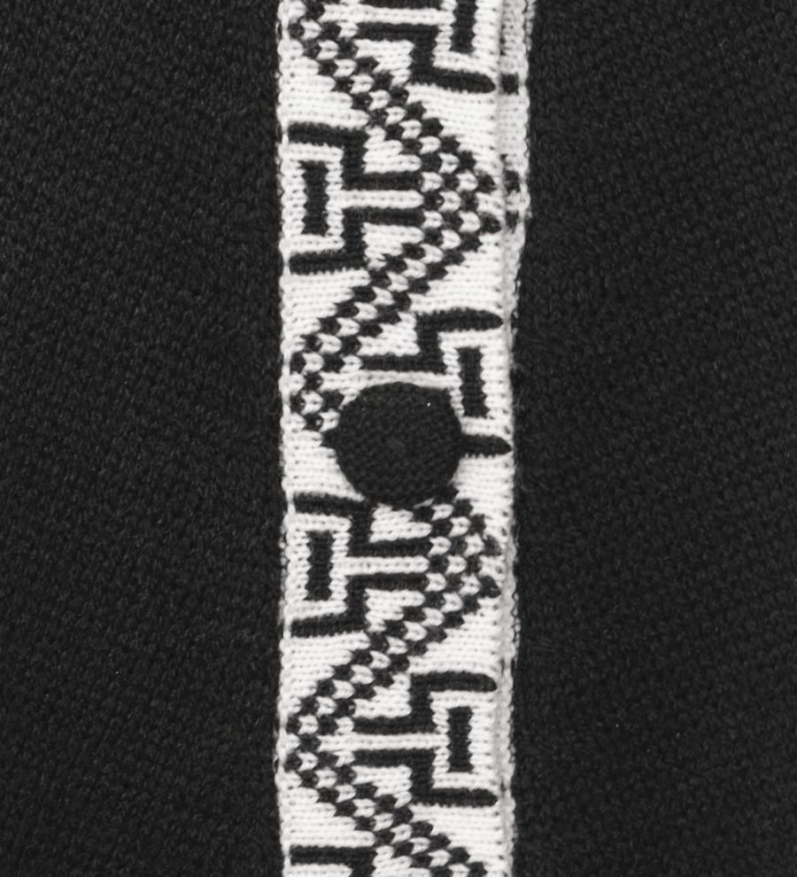 Black/Ivory
