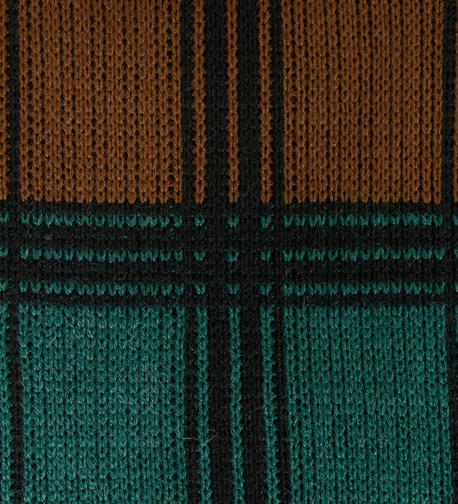 Black/Brown/Green