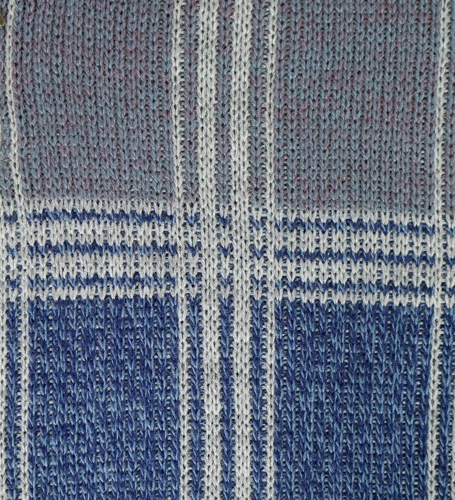 Silver Gray/Blue