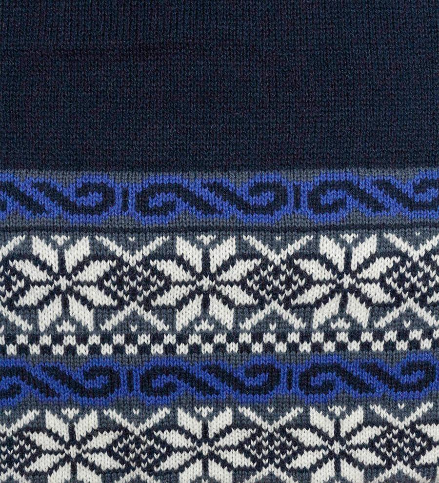 Navy Blue/Blue/Ivory