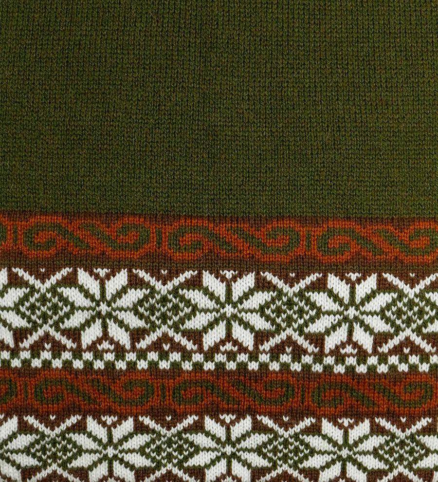 Leaf Green/Brown/Copper