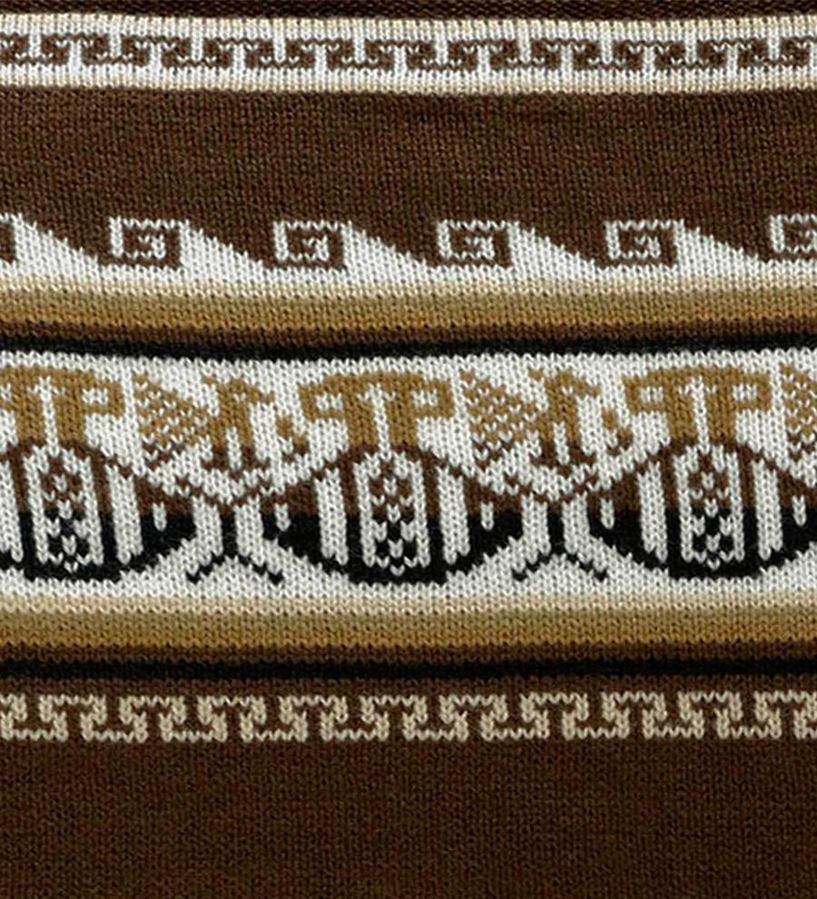 Brown/Camel/Ivory