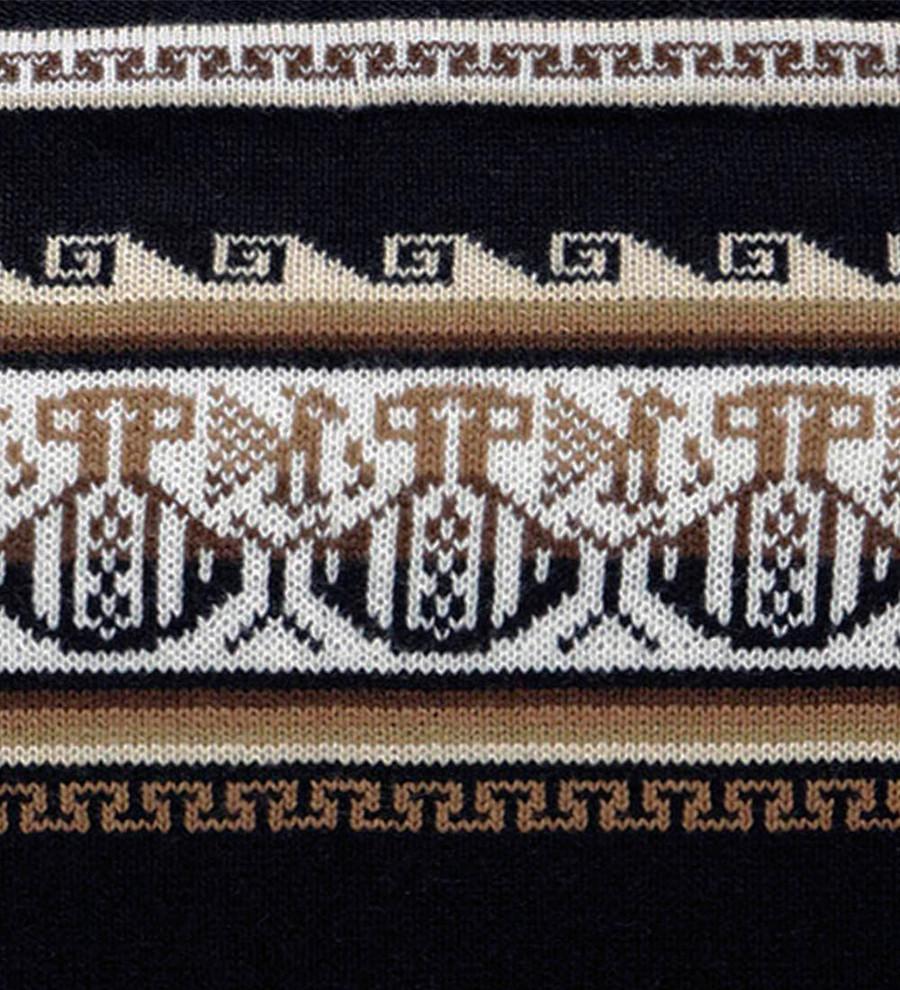 Black/Brown/Camel/Ivory