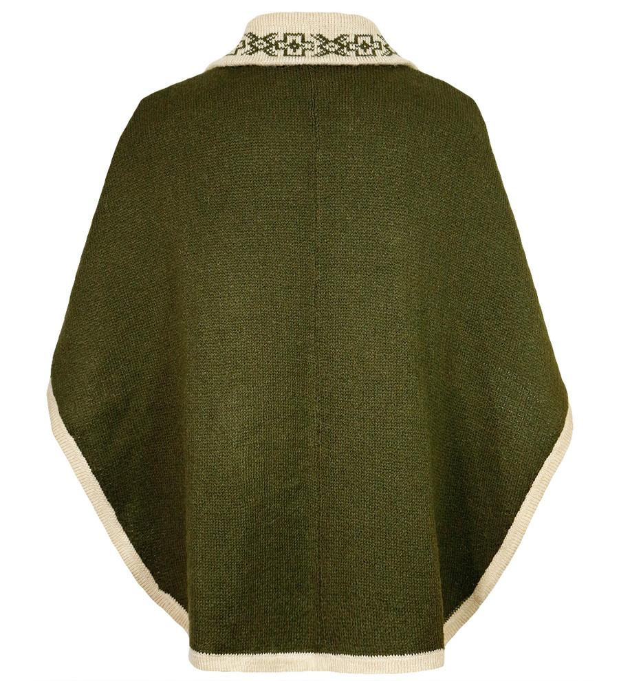 Leaf Green/Beige