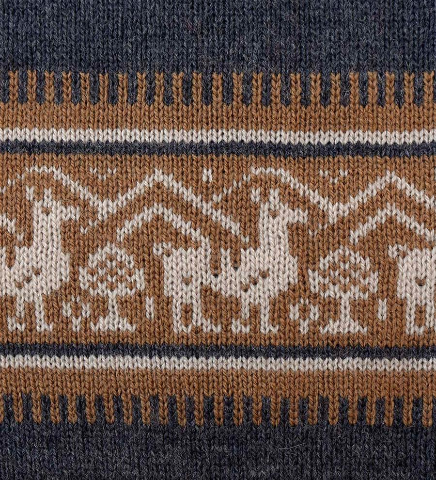Gray/Light Beige/Camel