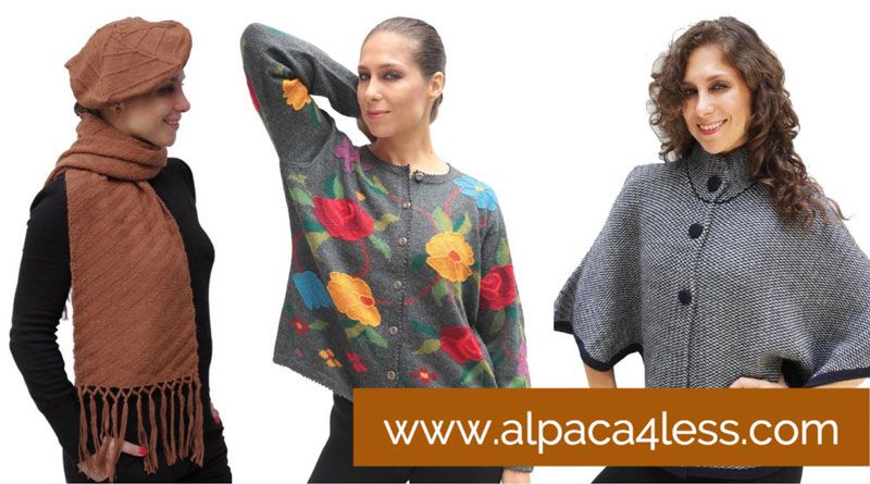 how to take care your alpaca clothing
