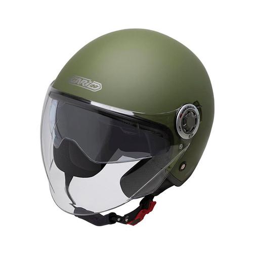 Garibaldi Casco Jet G20 - Verde