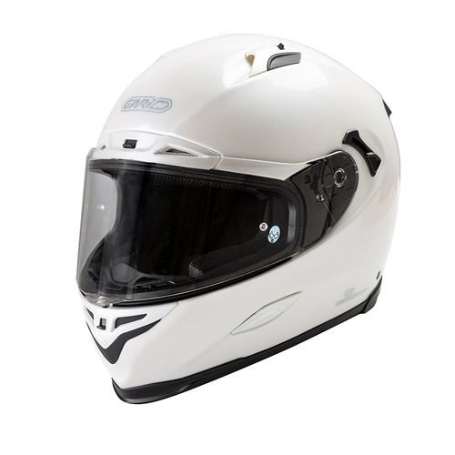 Garibaldi Casco G90X Classic - Blanco