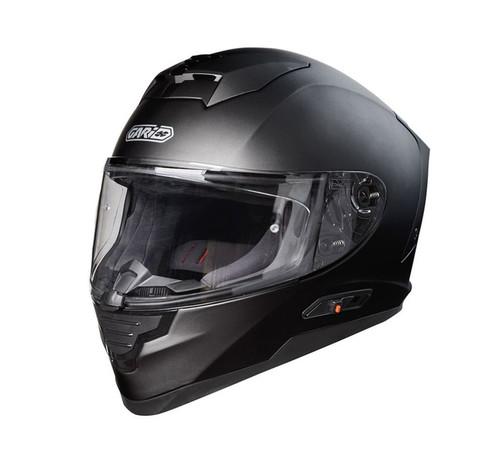 Garibaldi Casco G81 Trend - Negro Mate
