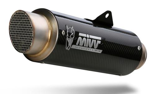 MIVV Escape GP Pro carbono BMW S1000RR