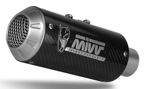 MIVV Escape MK3 Carbono BMW S1000RR
