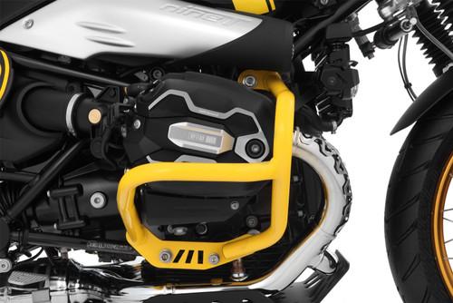 Wunderlich R nineT Protector de motor - amarillo   Edition 40 Years GS