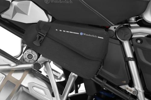 Wunderlich Set de carenado para chasis con alforjas »DRYBAG« - negro