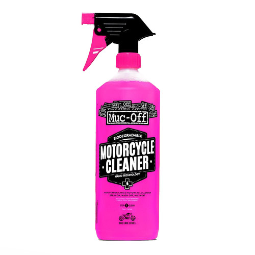 Muc-Off Limpieza - Nano Tech concentrate motorcycle cleaner spray 1L