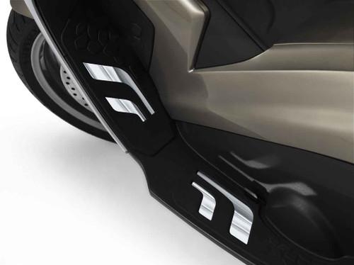 BMW C 650 GT Insertos para reposapiés (izquierdo y derecho delante)