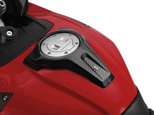 BMW S 1000 XR HP Cubierta de carbono del tapón del combustible