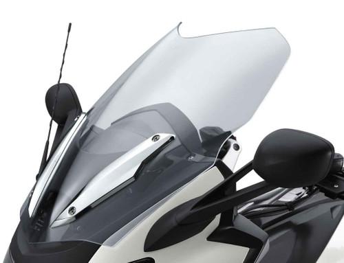 BMW K 1600 GT/GTL/B Protector del viento cromado izquierdo