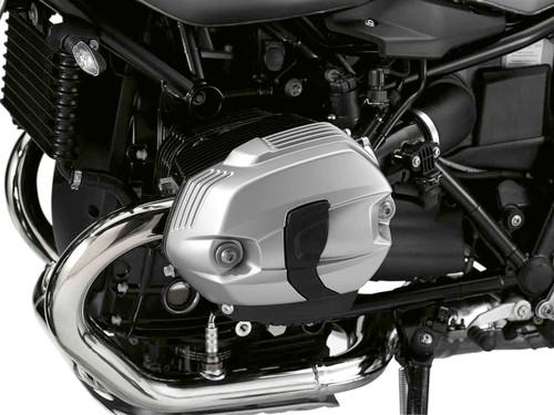 BMW Tapas de culata plata