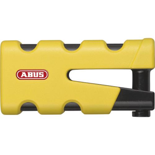 ABUS SLEDG Grip Yellow