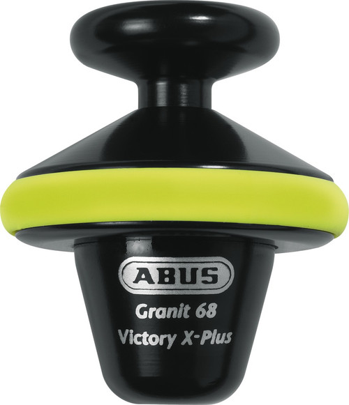 ABUS Victory X-Plus 68 Yellow Half
