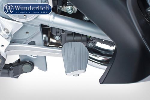 Wunderlich Ampliación del pedal de freno (plata)