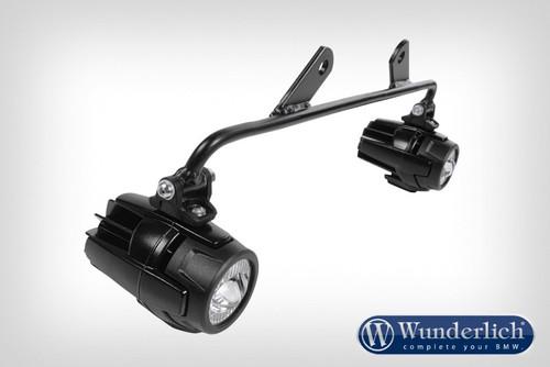 Wunderlich Kit de montaje para luces adicionales para la barra de protección del depósito