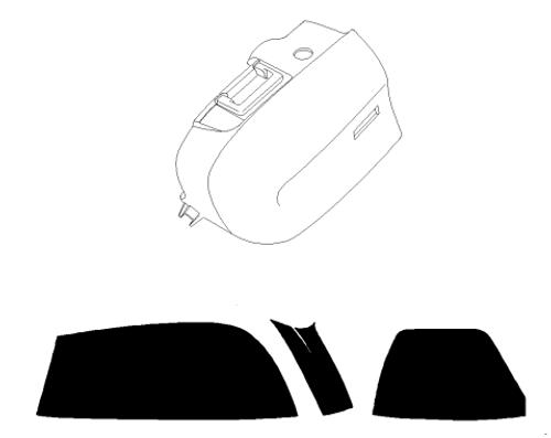 BMW Folio protector maletas laterales