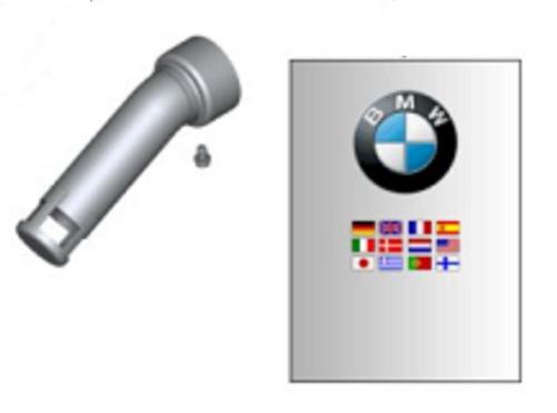 BMW R 1200 R Inserto silenciador [DB Killer]