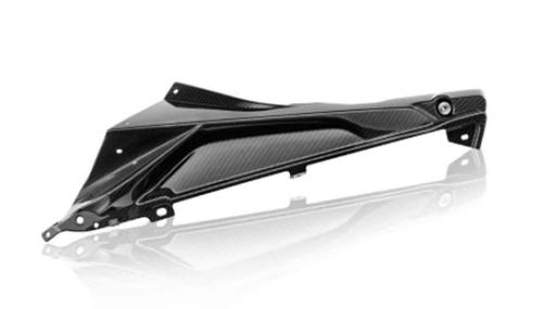 BMW HP Parte lateral superior derecho carbono